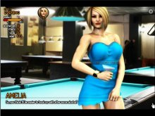Busty agent girls fuck in adult apk games