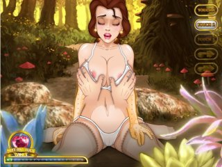 the Beauty beast porn game and