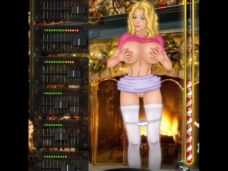 Android fuck with sexy games from Santa