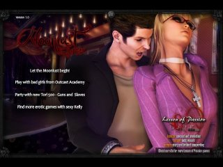 Vampire porn game with sexy vampires stories